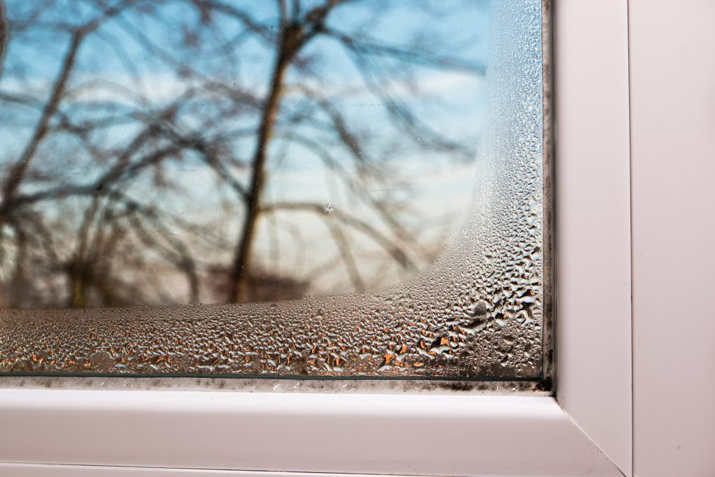 How to solve your window condensation problems