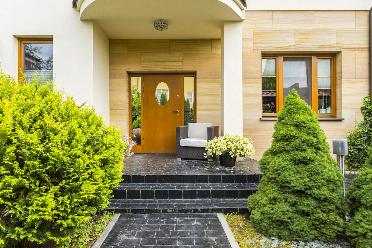 Curb Appeal and First Impressions