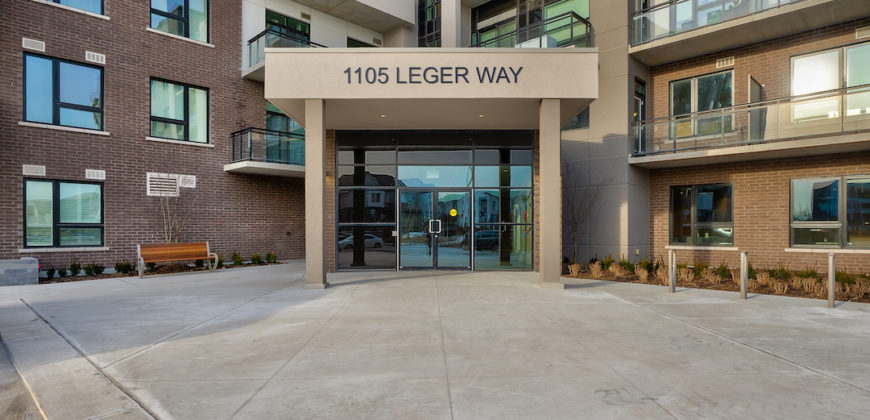 418-1105 Leger Way | Milton