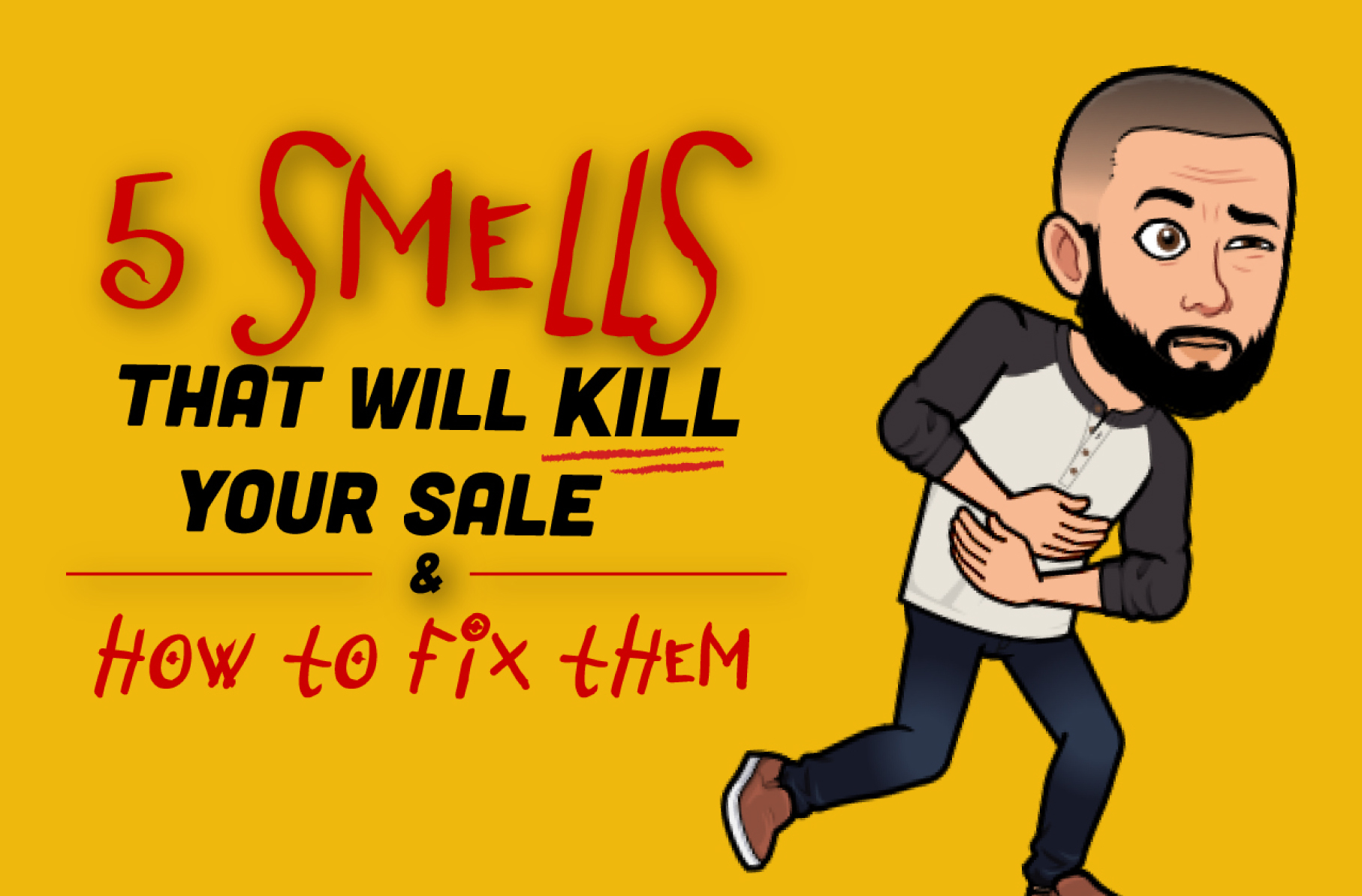 Smells in your home
