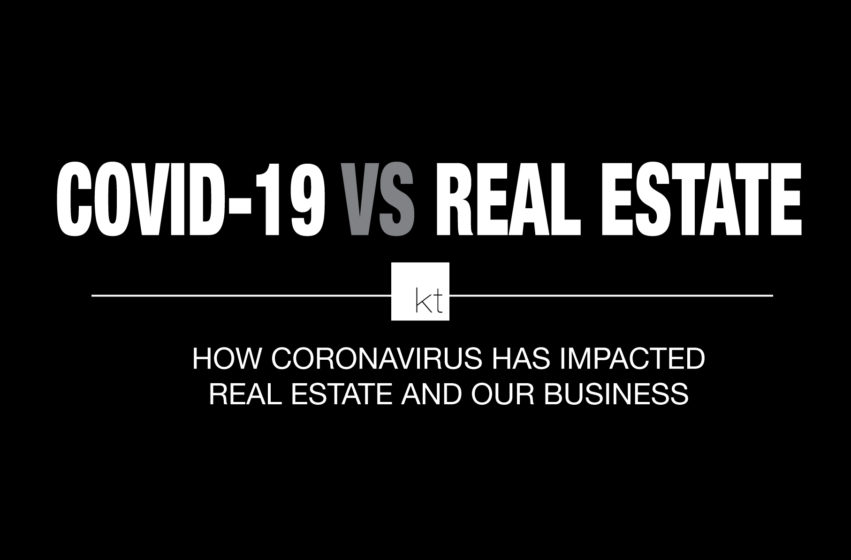coronavirus and real estate