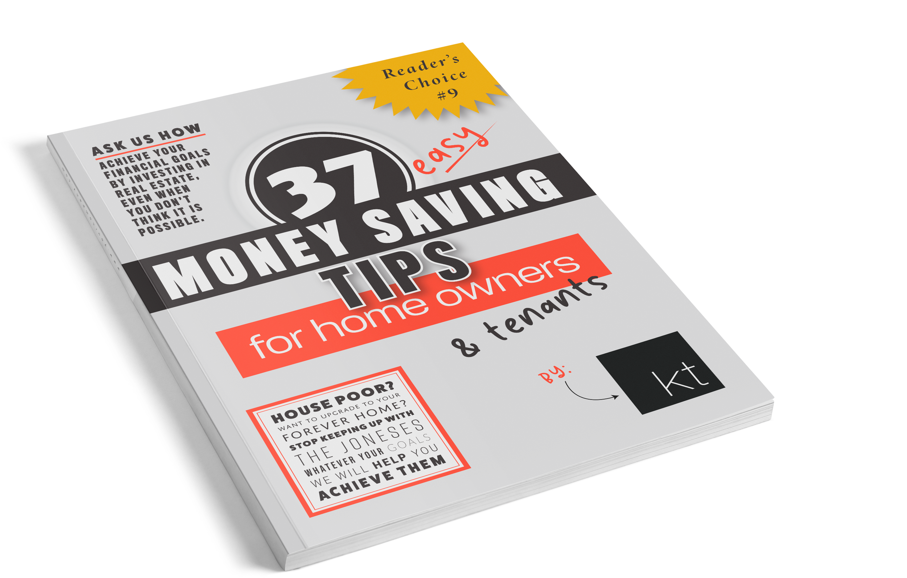 Money Savings Tips Guide Cover