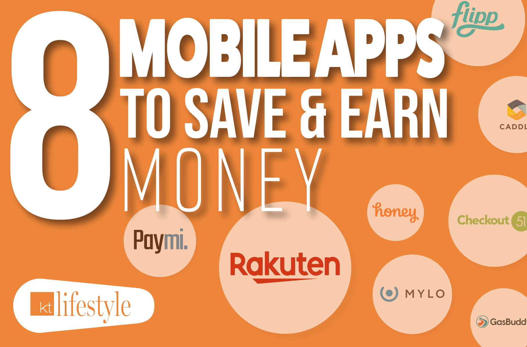 8 Apps to Save and Earn Money