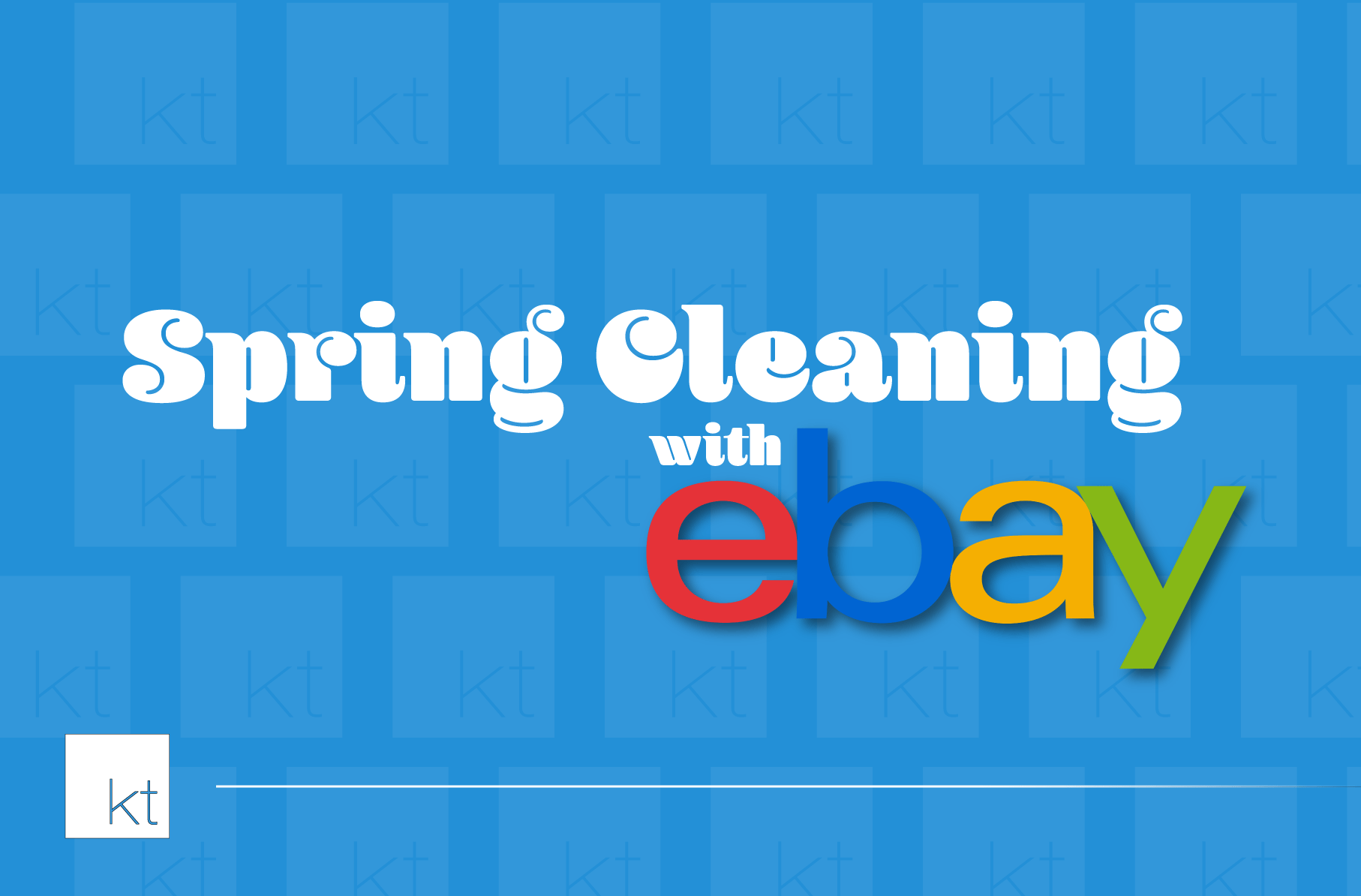 Spring Cleaning with Ebay