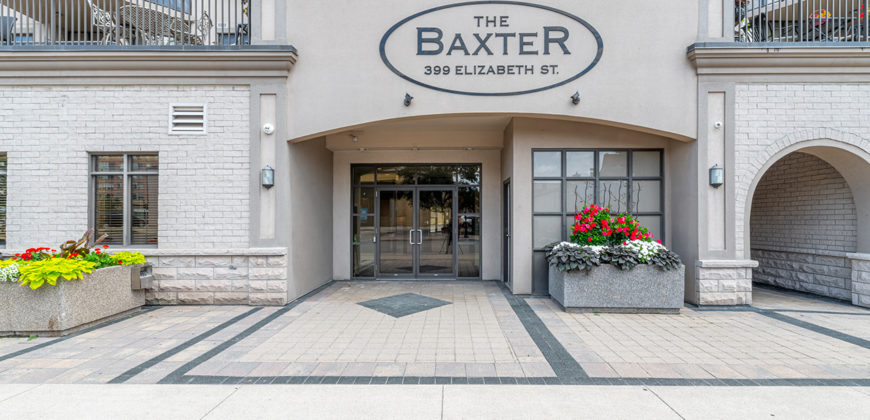 308-399 Elizabeth Street | Burlington