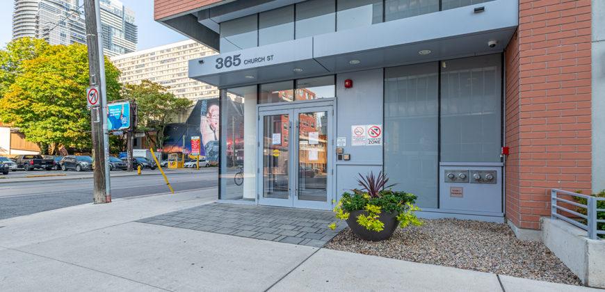 3101-365 Church Street | Toronto