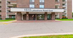 609-1515 Lakeshore Road East | Mississauga